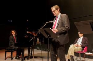 Begrüßung, Dr. Andreas Klaßen, Deutsche Botschaft in Paris