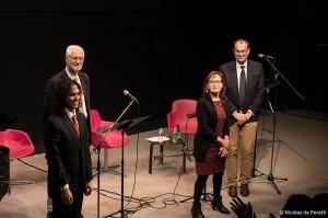 "Georges Bernanos, Akt 4 des Librettos zu ""Les dialogues des Carmélites"""