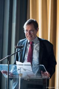 Andreas Klassen, Ministre Conseiller affaires culturelles de l'Ambassade d'Allemagne : Allocutions de bienvenue
