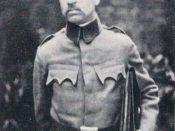Rilke und der erste Weltkrieg